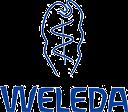 Das Logo von Weleda