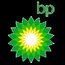 das Logo von bp